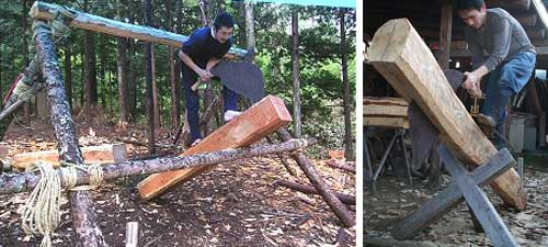 Japanese rip saw