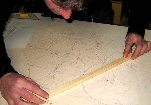 Pavilion geometry