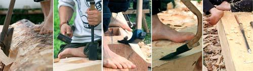 more barefoot craftsmen