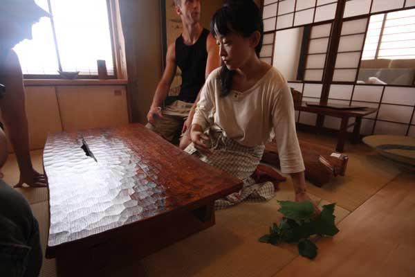 Visiting craftsmen