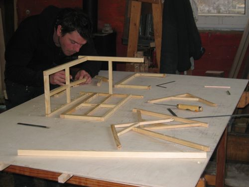 Making the model