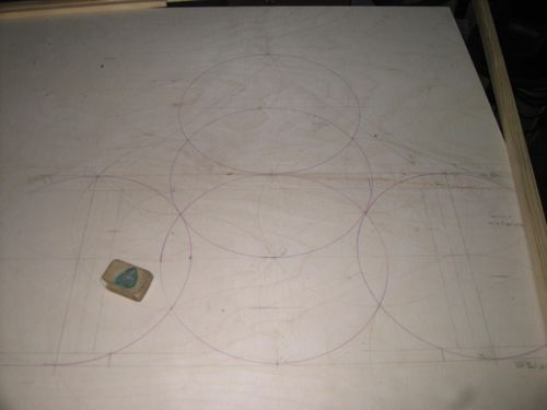 plans - daisy wheel geometry